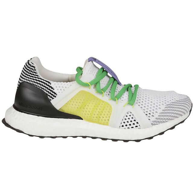 huge discount 21926 125d8 🆕 adidas x Stella McCartney Women's UltraBoost, Cloud White - Size 8.5  (F35900)