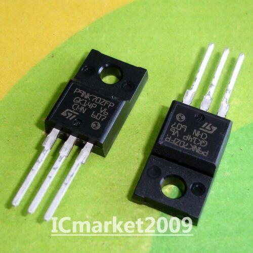 5 PCS STP9NK70ZFP TO-220F P9NK70ZFP P9NK70 PowerMESH MOSFET