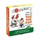 Learn to Read with Tug the Pup and Friends! Box Set 3: Levels Included: E-G by Julie M. Wood (Paperback, 2014)