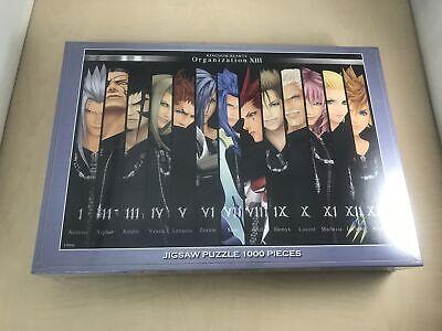 1000 Piece Jigsaw puzzle Kingdom Hearts Organization XIII Tenyo from Japan