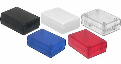 Small Electronic Project Plastic Box Enclosure N-24A  66×47×25mm 2.6×1.9×1.0""
