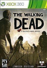 The Walking Dead A TELLTALE GAMES SERIES (Microsoft Xbox 360, 2012) DISC MINT