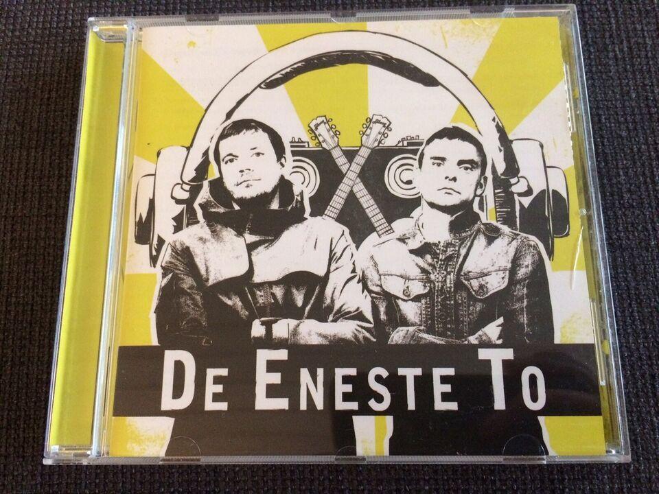 De Eneste To: med Peter Sommer & Simon Kvamm, pop