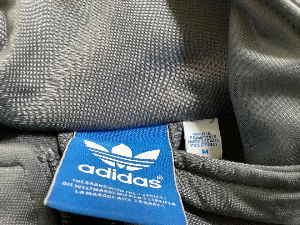Trøje, Adidas cardigan, Adidas
