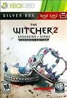 The Witcher 2: Assassins of Kings -- Enhanced Edition (Silver Box) (Microsoft Xbox 360, 2014)