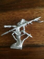 Wood Elves Limited Edition Wardancer  Woven Mist Direct Only Warhammer Metal OOP