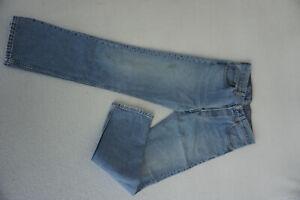 Levis-Levi-039-s-501-Herren-Jeans-Hose-32-32-W32-L32-stonewashed-used-Blau-TOP-ap12