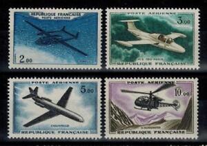 timbres-France-P-A-n-38-41-neufs-annees-1960-1964