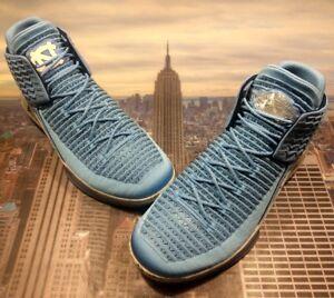new products a362a 0d0c2 Image is loading Nike-Air-Jordan-XXXII-32-UNC-North-Carolina-