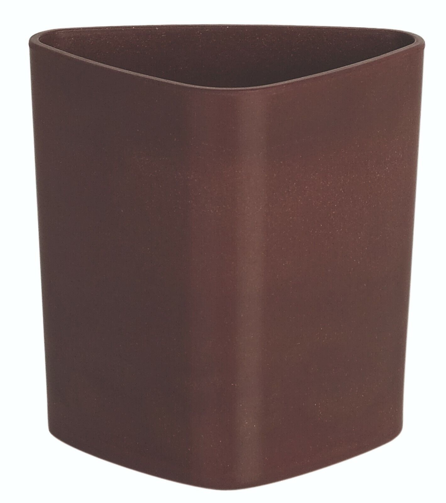 Spirella Trix Eco Mouth Washing Cup Toothbrush Cup Brown Swiss