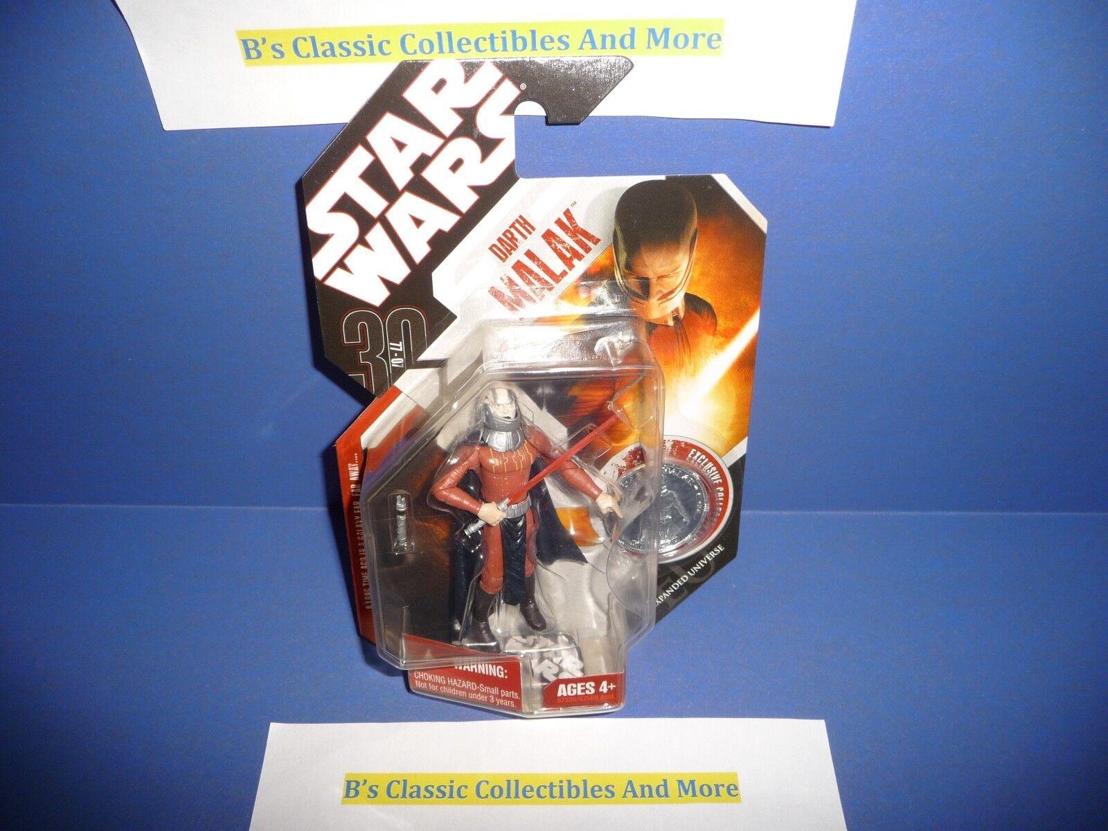 Star - wars - darth malak 30. jahrestag münze abbildung   35 erweiterte universum neue