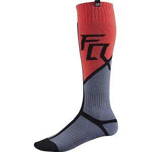 Fox Racing Fri Thick Capital Sock Red Small