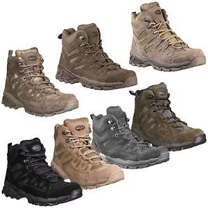Squad Stiefel 5 inch Wildleder Wanderstiefel Schuhe multicam mit Zehenkappe Bekleidung