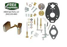 Carburetor kit & Float Ford 501 541 601 611 621 631 641 651 661 671 681 701 741