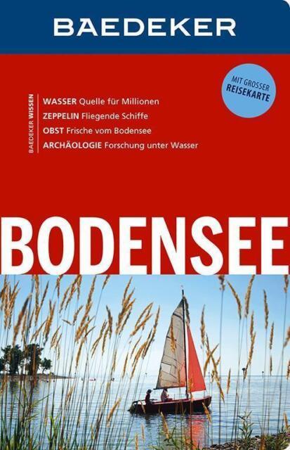 Baedeker Reiseführer Bodensee von Carmen Galenschovski (2013, Taschenbuch)