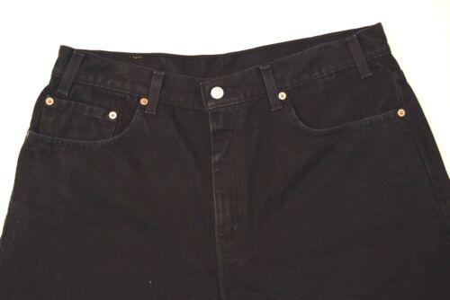 37 Coupe Vintage Denim droites Coupe Relax 34 X jambes 38 Noir Levi's Actual Mens Jeans qtxBFwtZ7