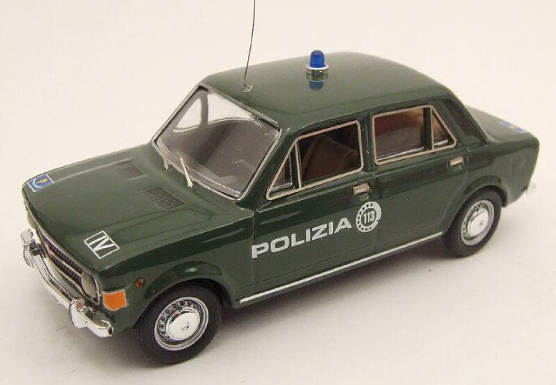 RIO 4182 FIAT 128 QUATTRO PORTE POLIZIA 1969