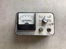 Motorola Tek 7b Dcrf Alignment Meter