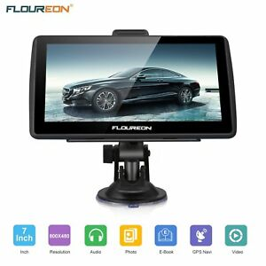 7.0 inch GPS Navigator System with Lifetime US//Canada//Mexico Maps Car Vehicle