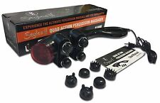 Styles II Infrared Percussion Body Massager - Great At-Home Spa Machine for Back
