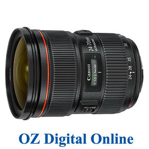 New-Canon-EF-24-70mm-F-2-8-L-F2-8-24-70-II-USM-Lens-for-5D-7D-1D-1-Year-Au-Wty
