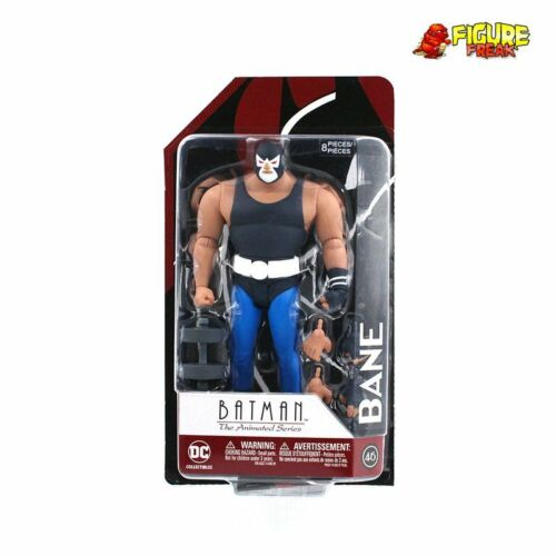 DC Collectibles Batman The Animated Series Bane Action Figure Near Comme neuf Paquet