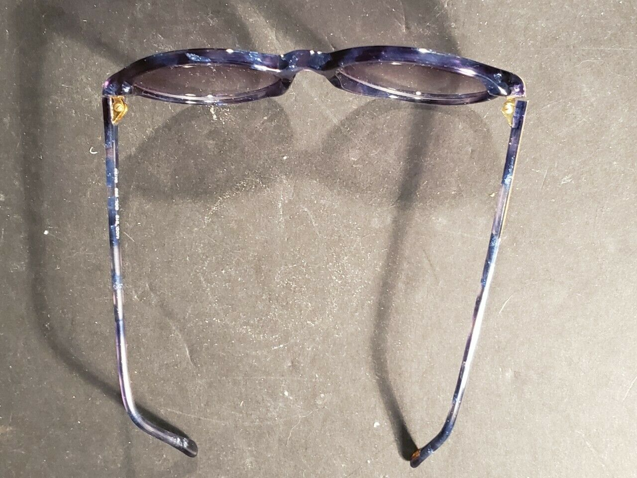 Authentic GIANNI VERSACE Sunglasses Italy Rare Vi… - image 5