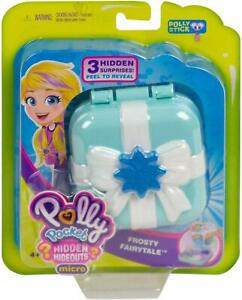 Polly-Pocket-Hidden-Hideouts-Micro-Playset-Frosty-Fairytale-BRAND-NEW