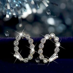 18k-yellow-white-gold-gp-made-with-SWAROVSKI-crystal-stud-oval-earrings-small