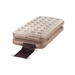 Coleman 4 In 1 Inflatable Camping Air Mattress Quickbed 2