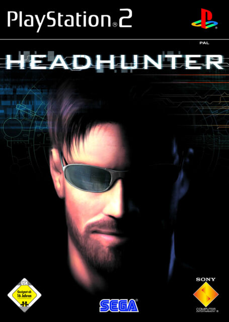 Headhunter (Sony PlayStation 2, 2002, DVD-Box) Ps2 OVP Komplett Neuwertig