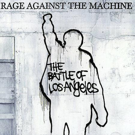 1 of 1 - Battle Of Los Angeles by Rage Against the Machine (CD, Nov-1999, MSI Music Distr