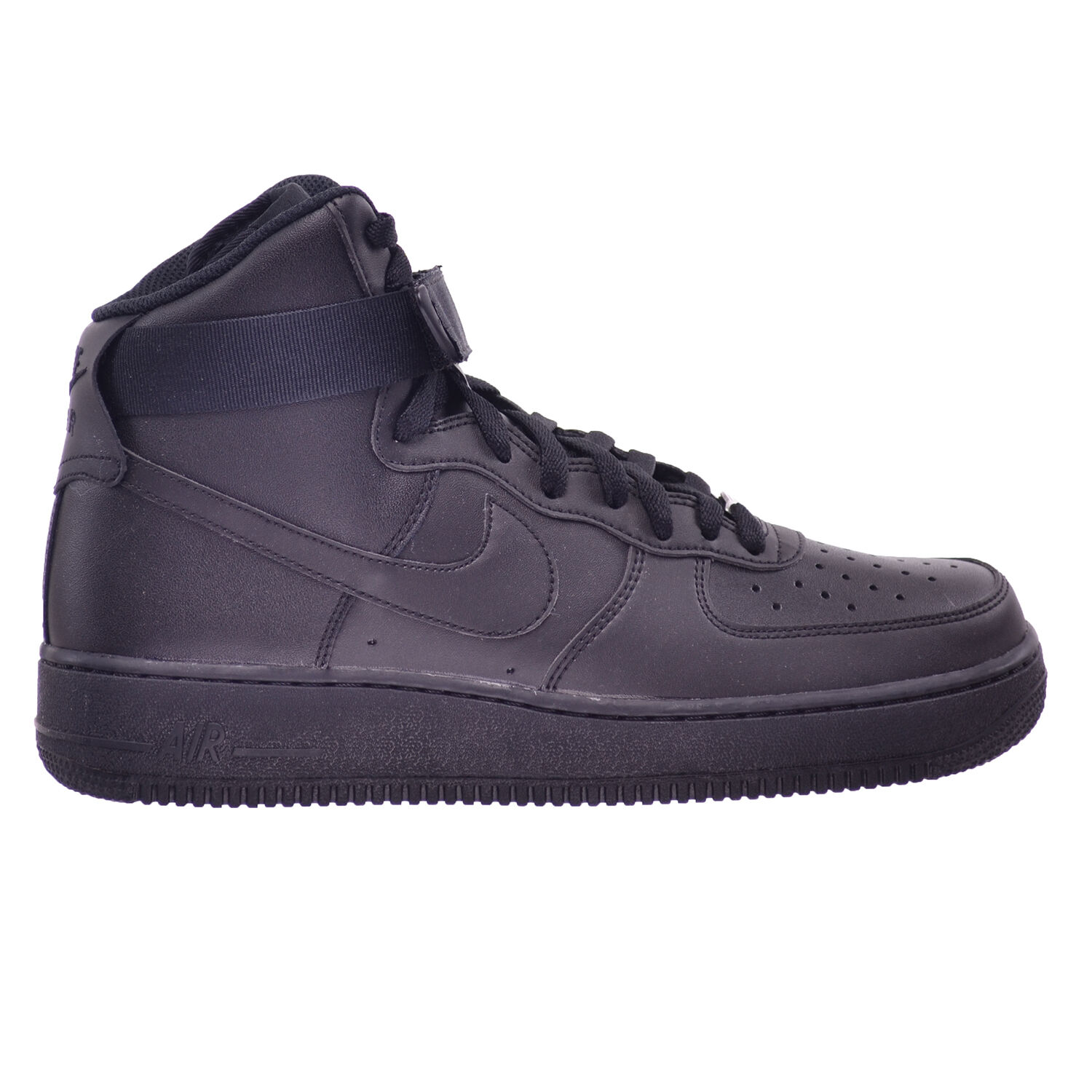 Nike Air Force 1 High '07 Men's Shoes Black 315121-032