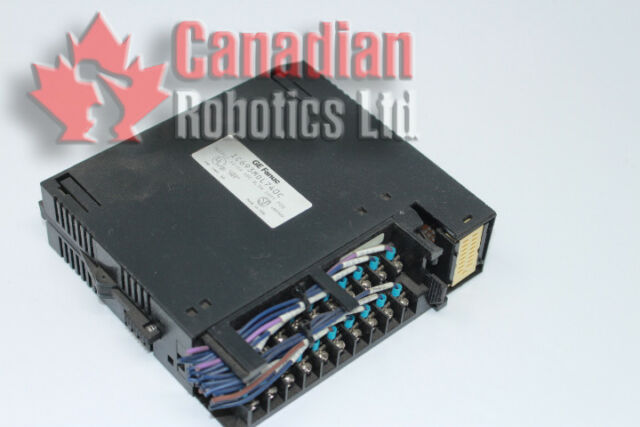 GE FANUC Output Relay Module - IC693MDL740C