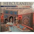 Herculaneum Reconstructed - with Vesuvius and Oplontis by Maria Antonietta Lozzi (Mixed media product, 2016)