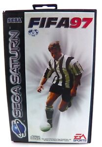 FIFA-97-Sega-Saturn-PAL-Italiano-Version-Retro-Clasico-Coleccionable
