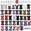 Overbust-Corset-Top-Basque-Sexy-Steel-Boned-Bustier-Fancy-Dress-Waist-Trainer-UK thumbnail 1
