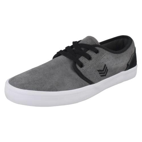 bianco nero grigio Inc da Grigio casual Vox Scarpe Slacker uomo scuro Footwear SwxO6qA