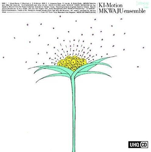 Mkwaju Ensemble - Ki-Motion (UHQCD) [New CD] Japan - Import