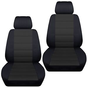 Fits-2011-2018-Jeep-grand-cherokee-Laredo-front-set-car-seat-covers