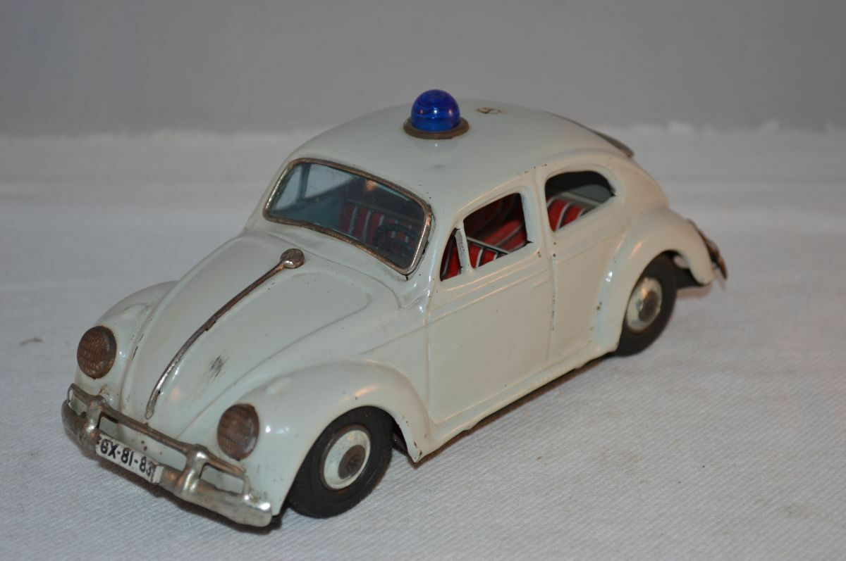 Bandai Volkswagen Kever - Kafer - Beetle Politie all original difficult to find