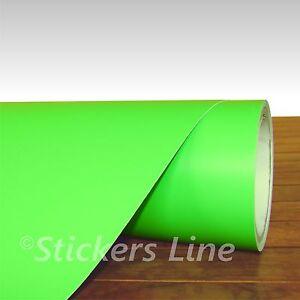 Pellicola-adesiva-VERDE-TUNING-25x75-wrapping-auto-moto-VERDINO-OPACO-green