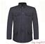 Mens Turn Down Collar Tunic Jacket Wool Suit Single Breasted Mao Chinese Zha19