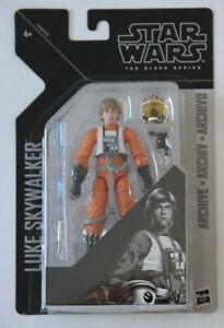 star wars the black series archive / luke skywalker