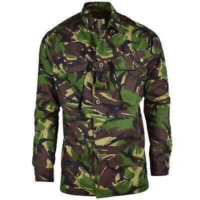 Uk britannique chemise militaire anglaise DPM Desert tarnfarben Brit armée chemise Army NEUF