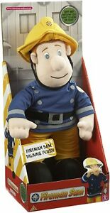 Fireman-Sam-Habla-Peluche-Juguete-Muneca-30-5cm-Musico-Tema-Melodia-Bombero