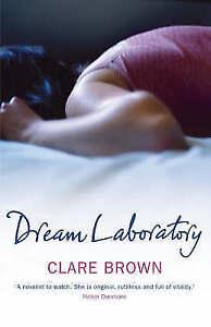 Brown-Clare-Dream-Laboratory-Very-Good-Book