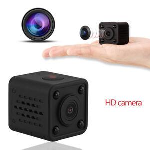 Somikon HD-Micro-Einbau-Kamera mit Akku, Bewegungserkennung und Fernbedienung