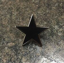 DAVID BOWIE BLACK STAR BLACKSTAR ENAMEL PIN BADGE | ALBUM ART | COLLECTORS ITEM