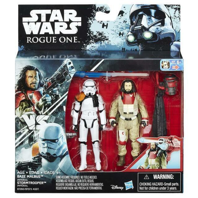 "STAR WARS Rogue One B7280 IMPERIAL STORMTROOPER 3.75/"" Figure DISNEY HASBRO"